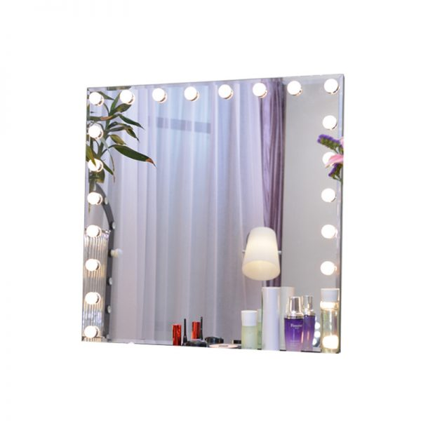big light up makeup mirror