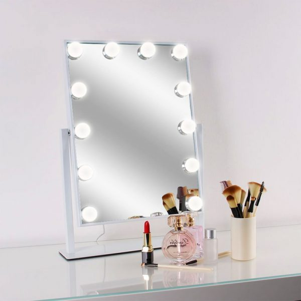 cheap hollywood vanity mirror with lights
