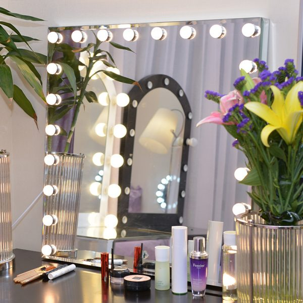 cheap makeup vanity mirror with lights