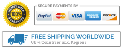 free shipping and security payment