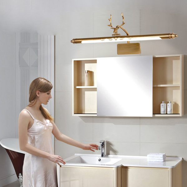 led lights for bathroom