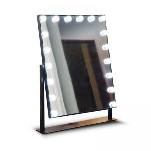 18 Pcs Hollywood Mirror with LED Light Bulb